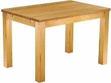 Massivholz Tisch 120x80 - Farbton Honig - Pinien