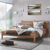 Massivholzbett aus Buche 140x200