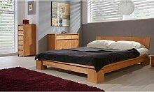 Massivholzbett Bett Schlafzimmerbet MAISON Buche