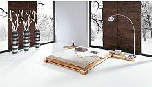 Massivholzbett Bett Schlafzimmerbett TOKYO Eiche