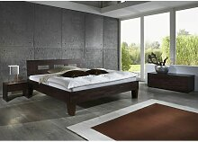 Massivholzbett Schlafzimmerbett - Ritz - Bett