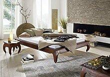 MASSIVMOEBEL24.DE Massiv Holz Möbel Akazie Bett