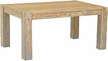 MASSIVMOEBEL24.DE Sheesham massiv Holz Esstisch