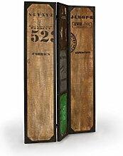 massivum Dekoration JayEdgar 120x175x4 cm Mango braun lackier