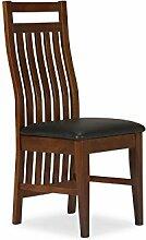 massivum Esszimmer-Stuhl Bologna 44x100x50 cm aus