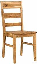 massivum Esszimmer-Stuhl Charles 42x95x50 cm aus