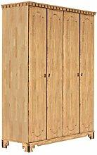 massivum Kleiderschrank Byzanz 163x220x60 cm