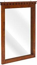 massivum Spiegel Byzanz 90x105x6 cm Rubberwood