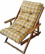 Masslegno Sessel Liegestuhl Relax aus Holz