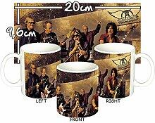 MasTazas Aerosmith B Tasse Mug