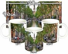 MasTazas Amsterdam Nederlands Tasse Mug