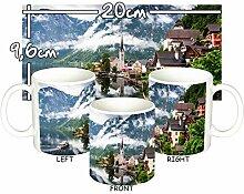MasTazas Austria Hallstatt Tasse Mug