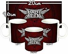 MasTazas Babymetal A Tasse Mug