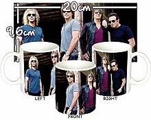 MasTazas Bon Jovi Tasse Mug