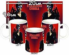 MasTazas Cobra Sylvester Stallone Tasse Mug