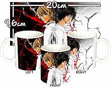 MasTazas Death Note Tasse Mug