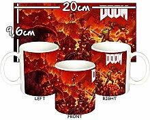 MasTazas Doom B Tasse Mug