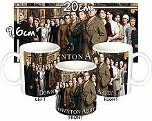 MasTazas Downton Abbey B Tasse Mug