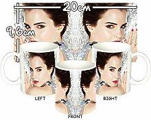 MasTazas Emma Watson B Tasse Mug