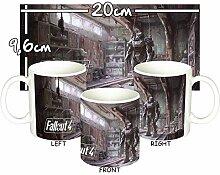 MasTazas Fallout 4 Armour Tasse Mug
