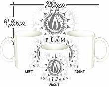 MasTazas In Flames Logo Tasse Mug