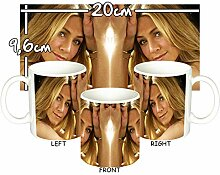MasTazas Jennifer Aniston Tasse Mug