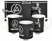 MasTazas Linkin Park Chester Bennington Tasse Mug