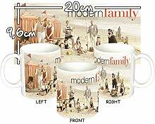 MasTazas Modern Family Tasse Mug