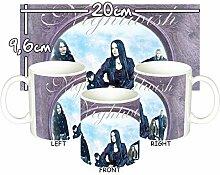 MasTazas Nightwish D Tasse Mug