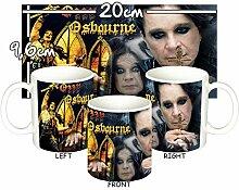 MasTazas Ozzy Osbourne Tasse Mug