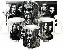 MasTazas Powerwolf B Tasse Mug