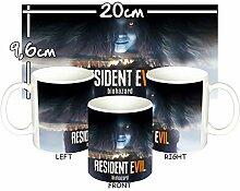 MasTazas Resident Evil 7 Biohazard Tasse Mug