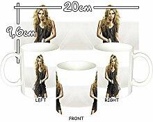 MasTazas Shakira B Tasse Mug