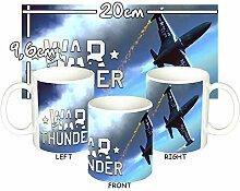 MasTazas War Thunder Tasse Mug