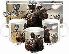 MasTazas Warface Tasse Mug