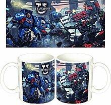 MasTazas Warhammer Ultramarines Tasse Mug