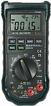 MASTECH MS8229 Digital Temperatur Feuchtigkeits Lux Sound Meter Multimeter