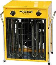 MASTER Elektroheizgerät Heizlüfter Elektroheizung B 22 EPB 11 - 22 kW ***NEU***