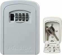 MASTER LOCK Schlüsseltresor [Weiß] [Medium]