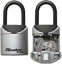 MASTER LOCK Tragbarer Mini-Schlüsseltresor [XS]
