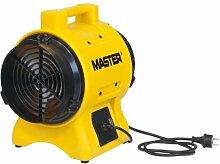 Master Profi Ventilator BL 4800 Luftleistung 750 Kubikmeter pro Stunde