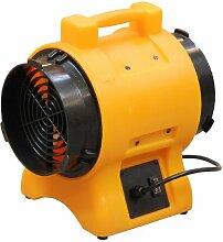 Master Profi Ventilator BL 6800 Luftleistung 3900 Kubikmeter pro Stunde