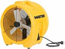Master Profi Ventilator BL 8800 Luftleistung 7800 Kubikmeter pro Stunde