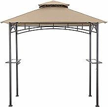 MASTERCANOPY Grillpavillon Ersatzdach für Modell