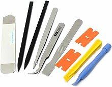 MASUNN 10 In 1 Reparatur Eröffnung Hebel Werkzeuge Für Handy-Laptop-Reparatur-Ki