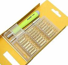MASUNN AC-100 26 in 1 Multi-Purpose Precision Schraubenzieher Bit Tools Kit für Handy Digital Produc