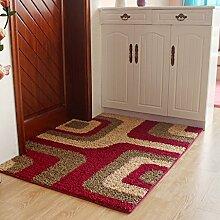Mat Matten Die Tür-Auflage-Tür-Matten in die Tür-Matten-Tür-Matten Foyer-Matten-Teppich ( Farbe : #9 , größe : 0.8*1.6m )