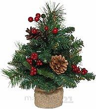 matches21 Kleiner Weihnachtsbaum Tannenbaum