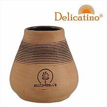 Mate Becher Keramik Delicatino