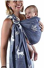 Maternal babyBaby Kind Baby Doppelkreis Schnalle